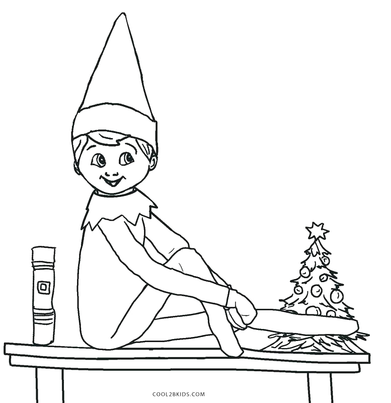 night elf coloring pages