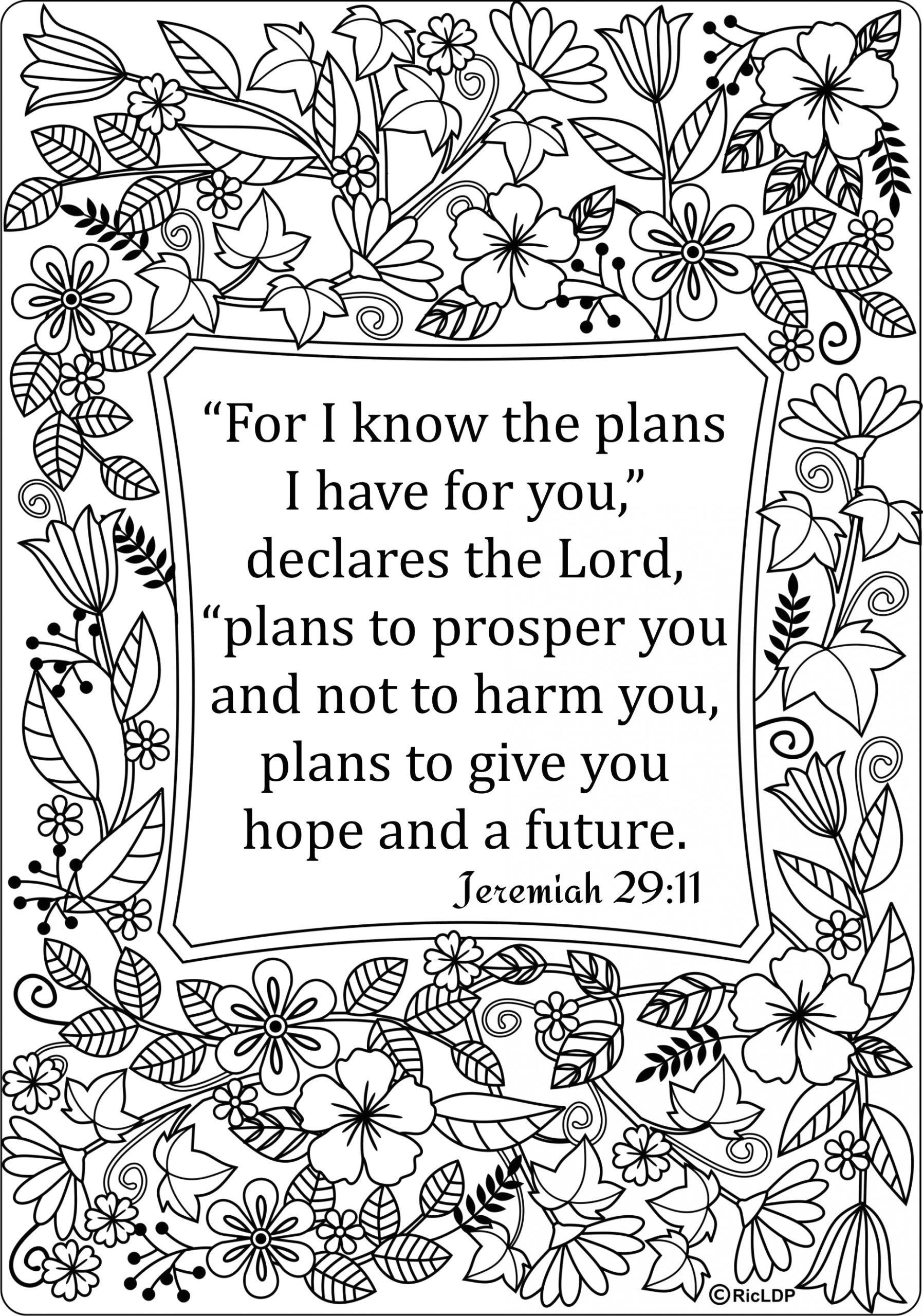 Free Bible Verse Coloring Pages Pdf Adults 15 Printable Bible Verse Coloring Pages