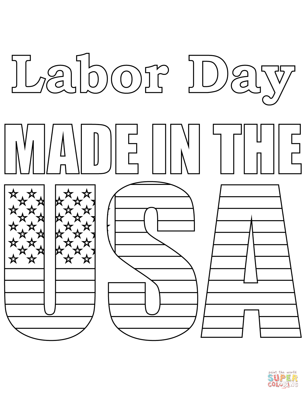 labor day made in the usa