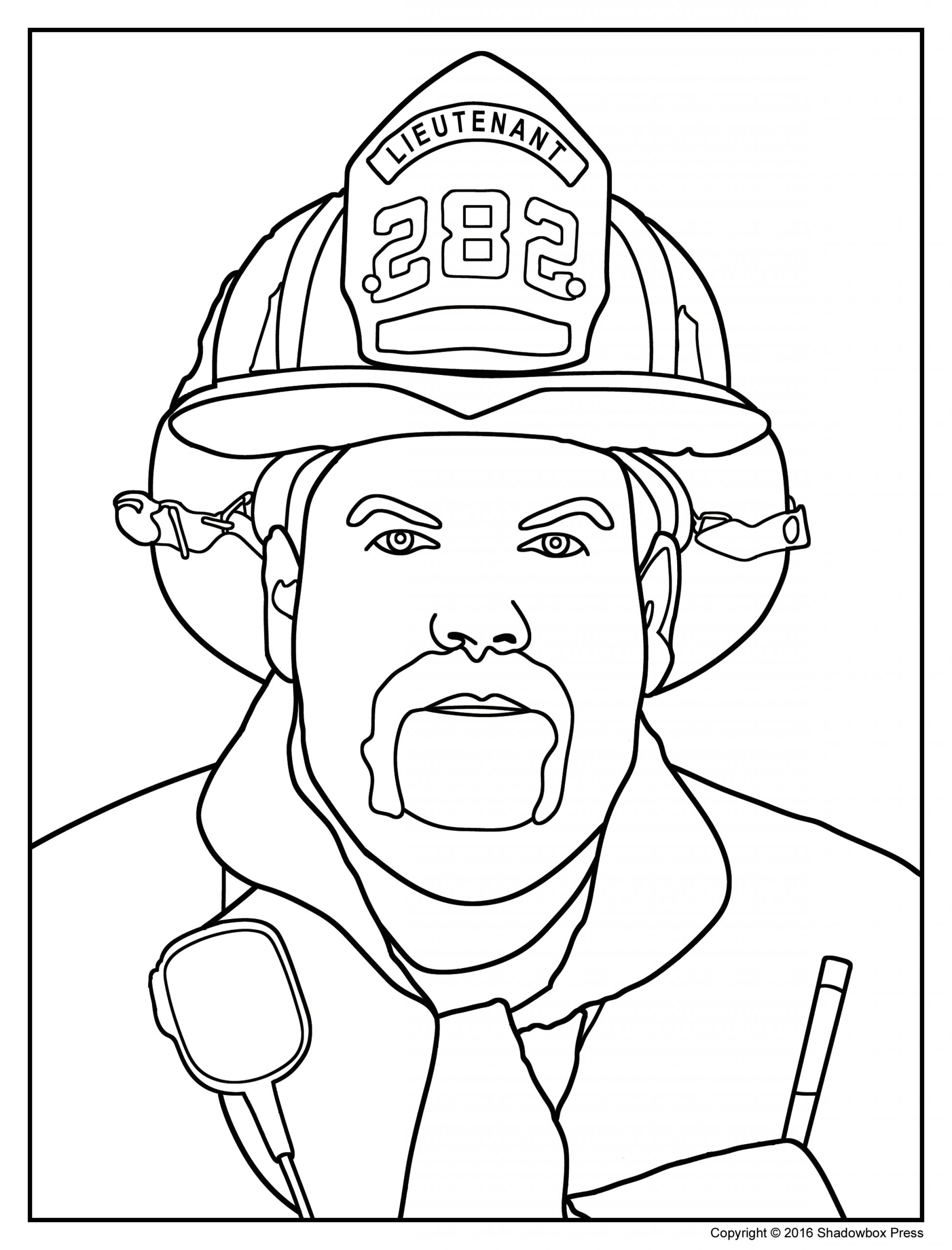 coloring pages for elderly