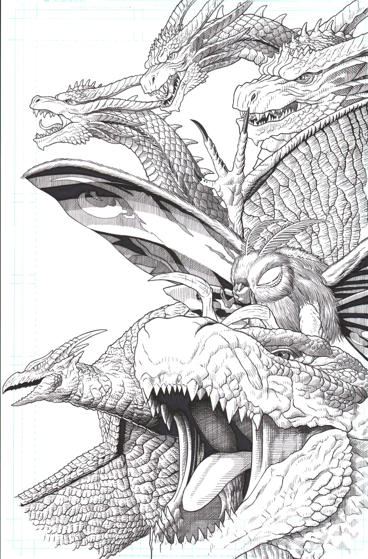 Godzilla King Of the Monsters Coloring Pages 2019 the Best Godzilla King the Monsters Coloring Pages