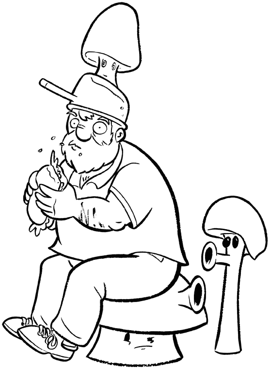 plants vs zombies coloring pages dr