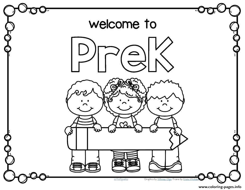 practical back to school for preschool printable coloring pages book
