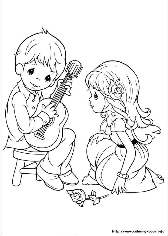 Precious Moments Boy and Girl Coloring Pages Get This Precious Moments Boy and Girl Coloring Pages 9yfg3