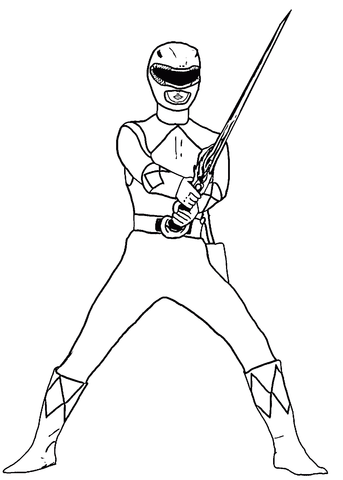 power ranger coloring pages power rangers coloring pages printable page for kids legendary
