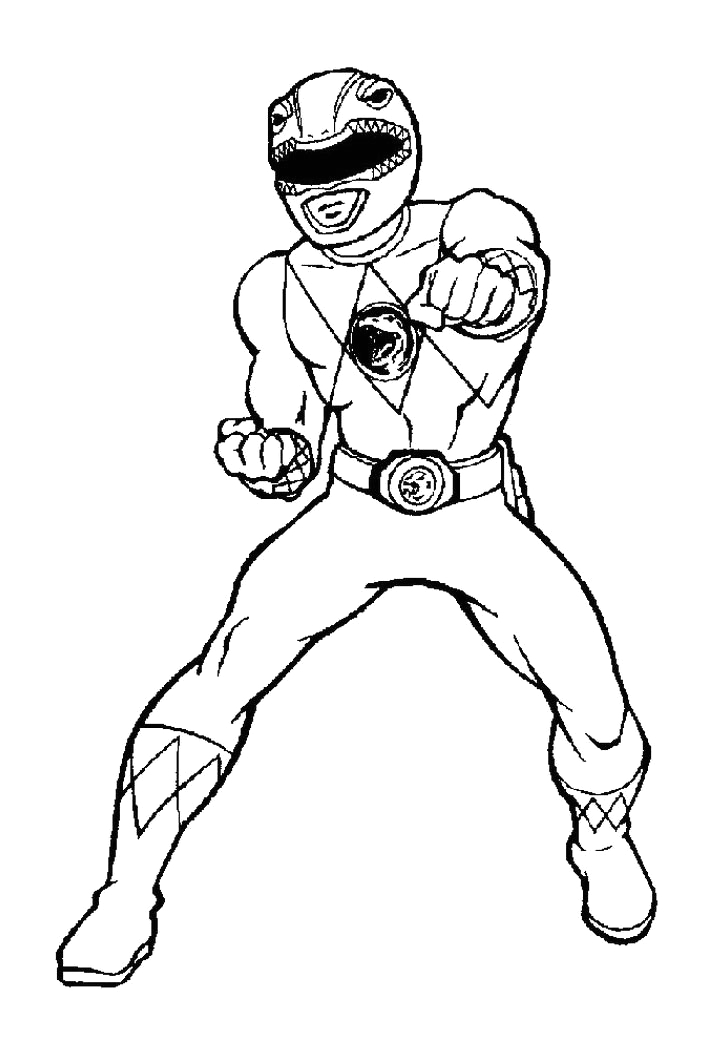 image=power rangers coloring pages for children power rangers 1
