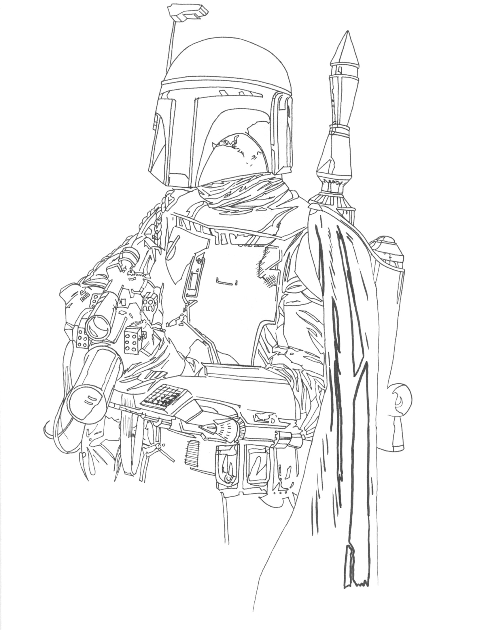 clone wars coloring pages coloringkids org