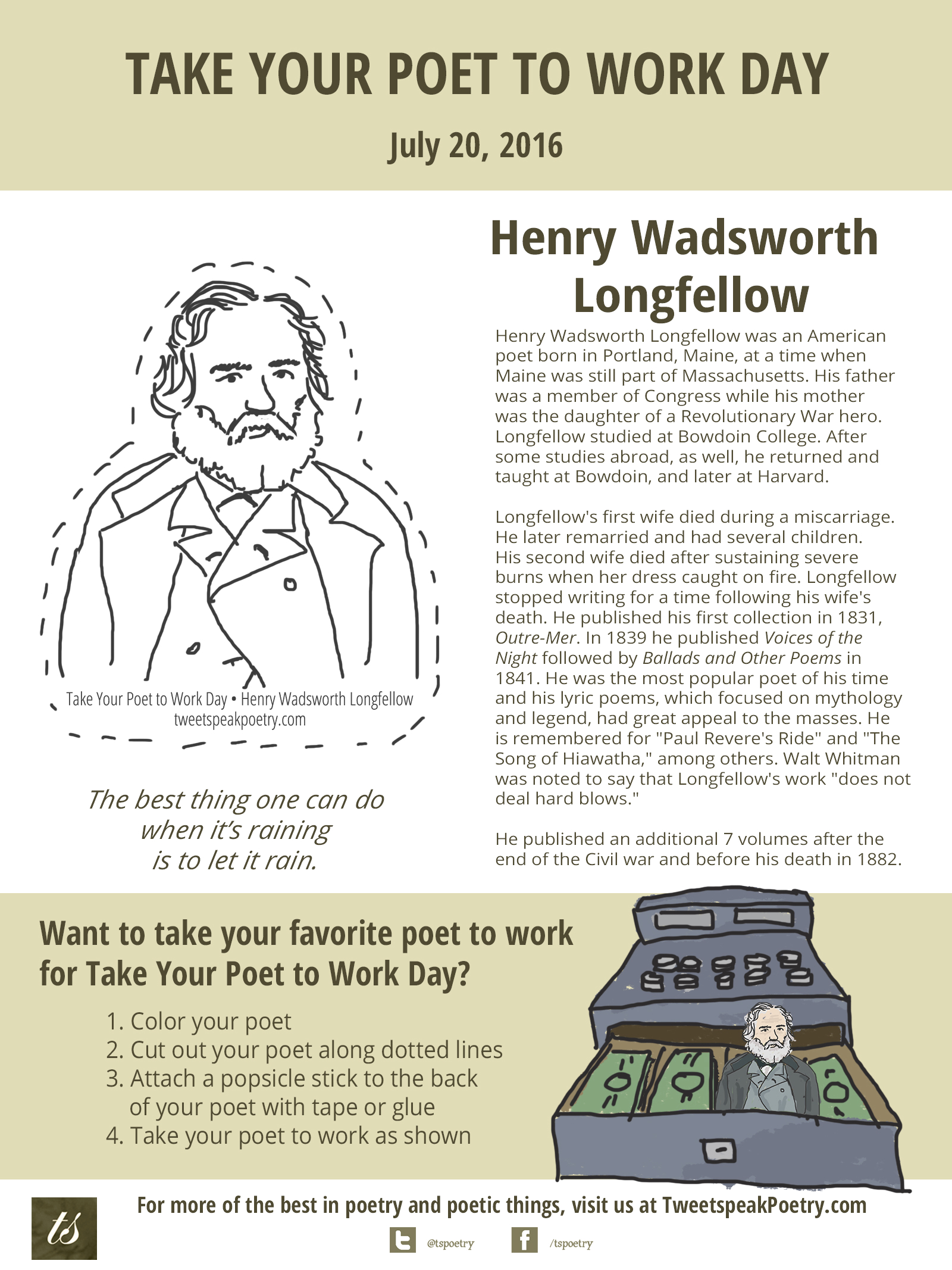 take your poet to work day printable henry wadsworth longfellow