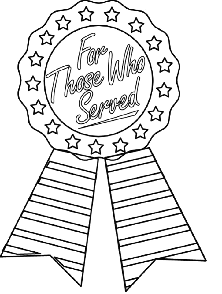 veterans day coloring pages printable 8173m