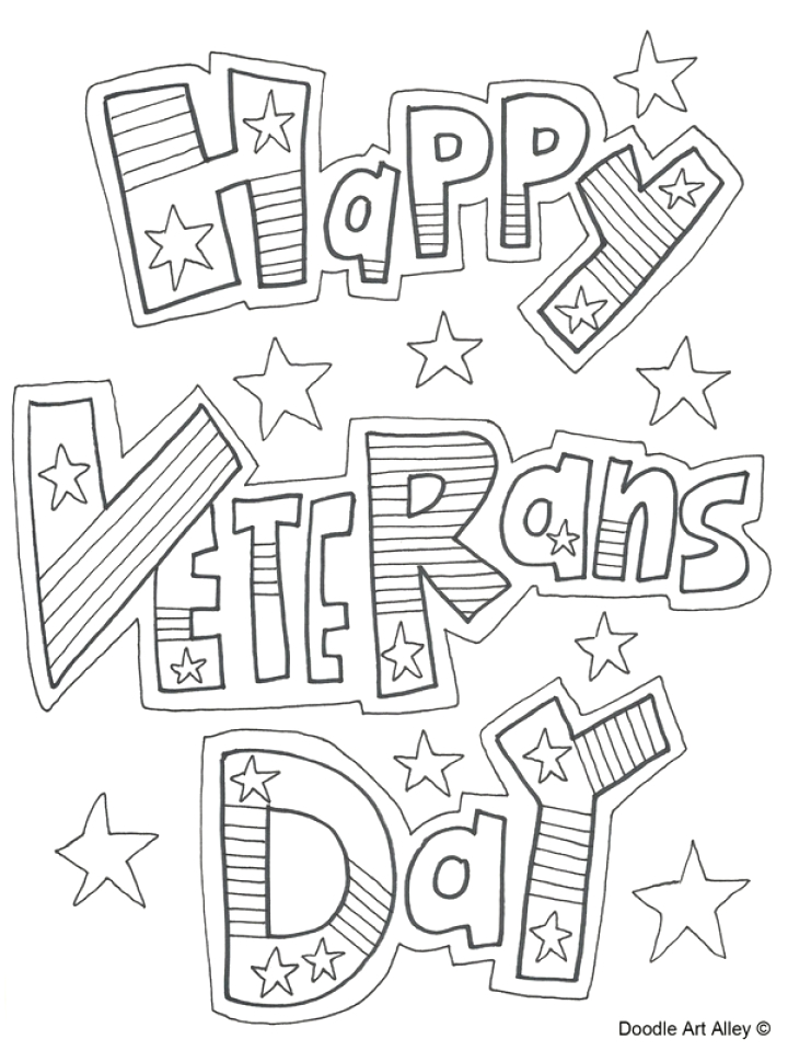 veterans day coloring pages printable udb51