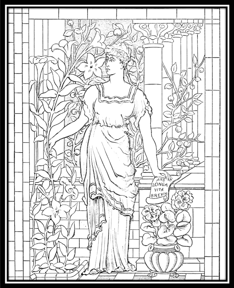 Download Coloring Pages From Over 100 Museums Free Coloring Pages From 100 Museums by Color Our Collections