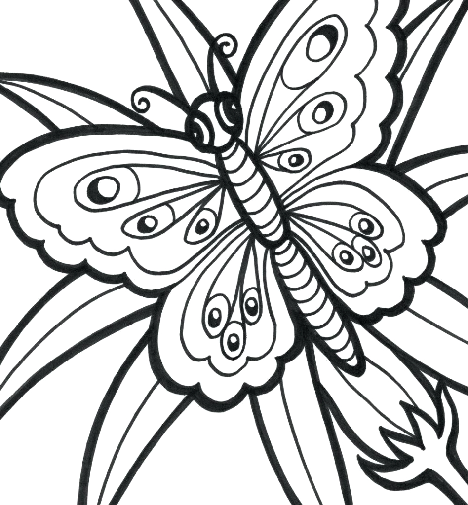 Free Online Coloring Pages for Adults Easy Easy Coloring Pages for Adults Best Coloring Pages for Kids