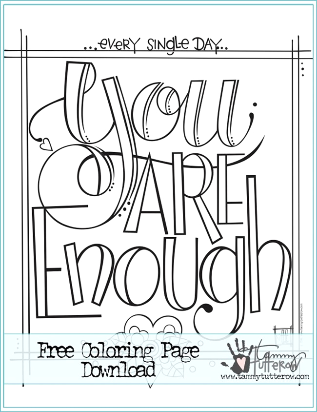 12 inspiring quote coloring pages for adults free printables