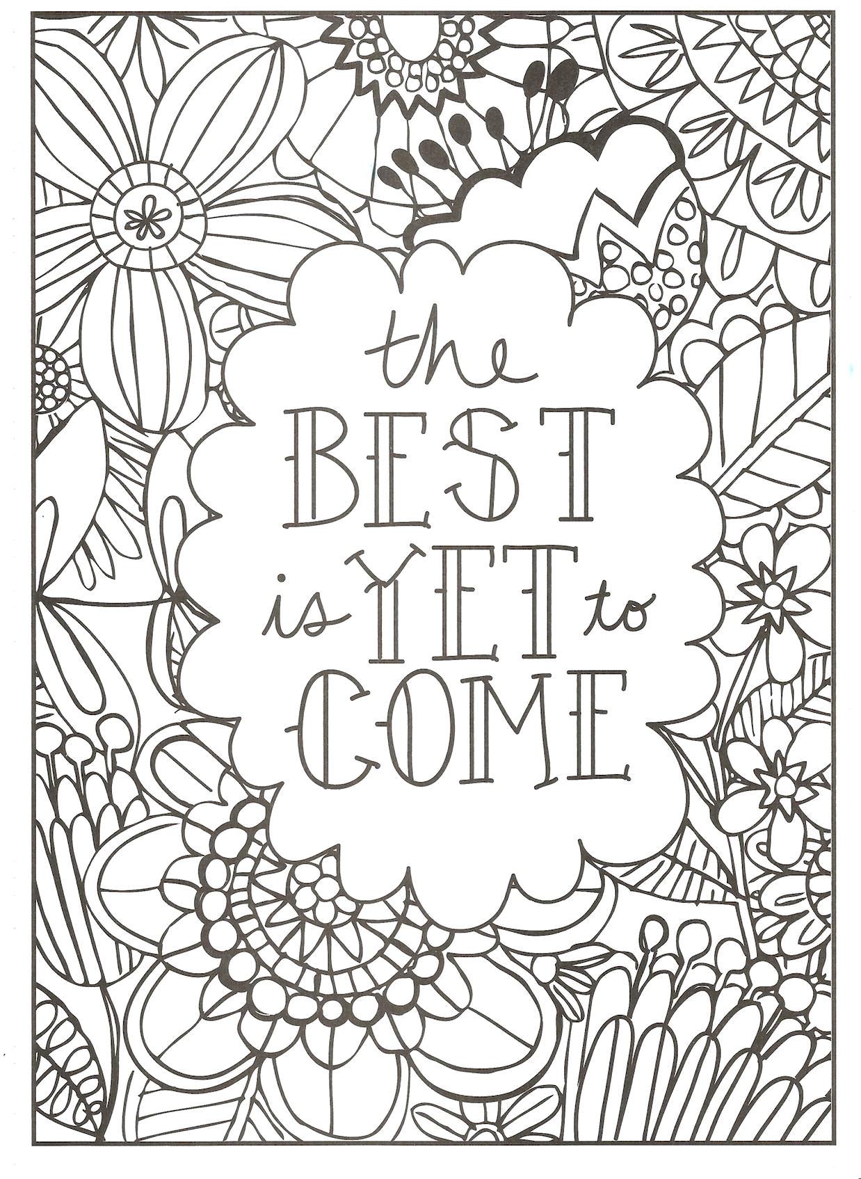 printable adult coloring pages quotes the best will e