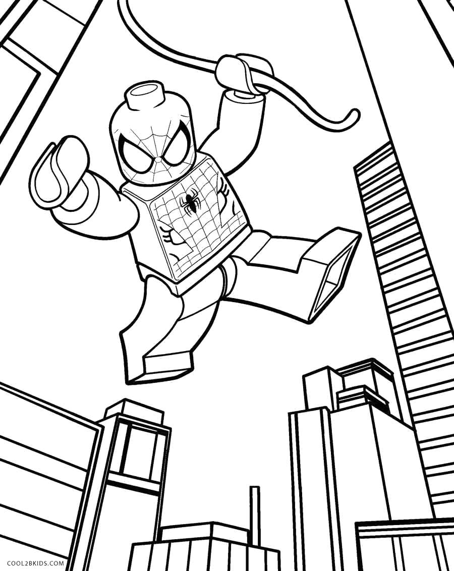 Free Printable Lego Coloring Pages for Kids Free Printable Lego Coloring Pages for Kids