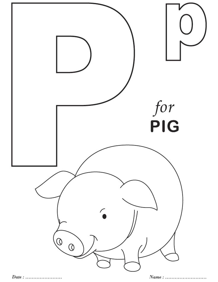 if you give a pig a pancake coloring pages