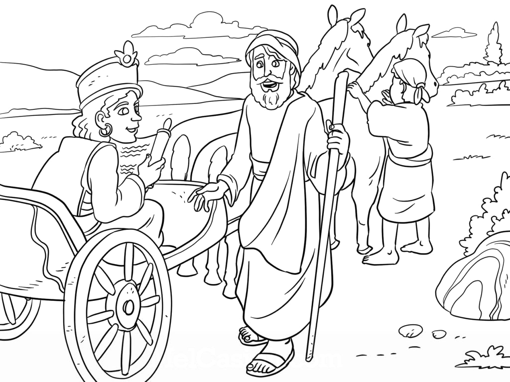 top free coloring pages philip and