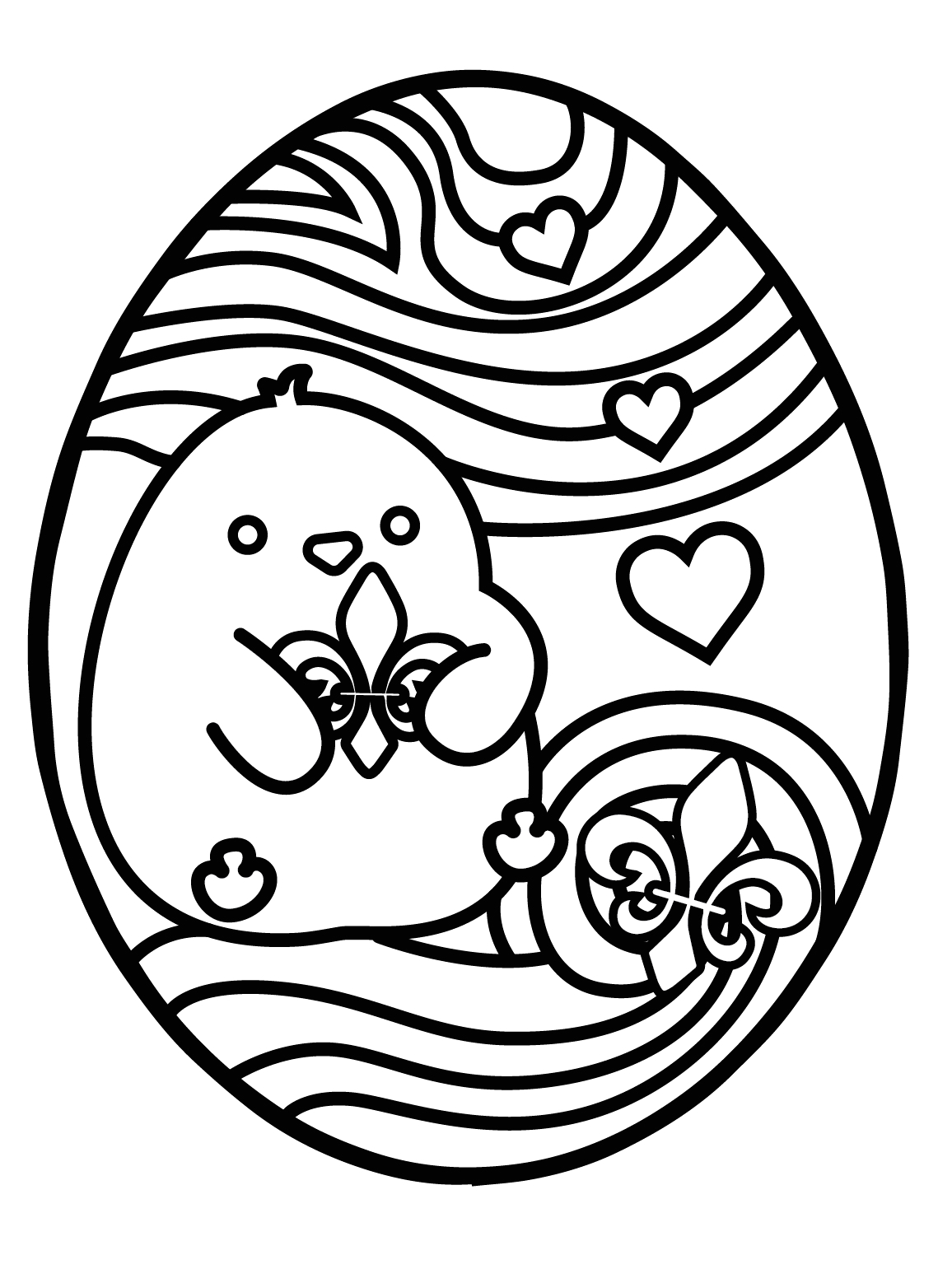 ready for an easter egg art hunt these printable easter egg coloring sheets