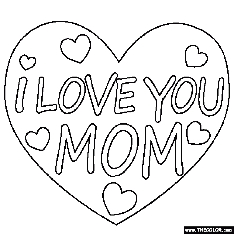 i love you coloring pages free to print j6hdb