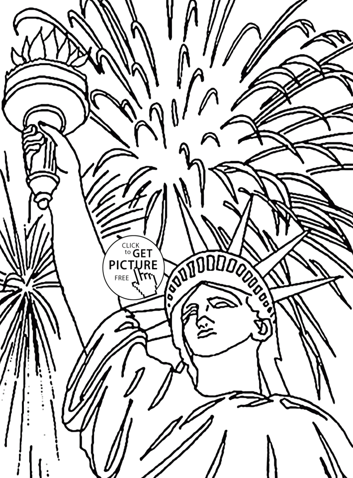 4th of july coloring pages for adults 8417d