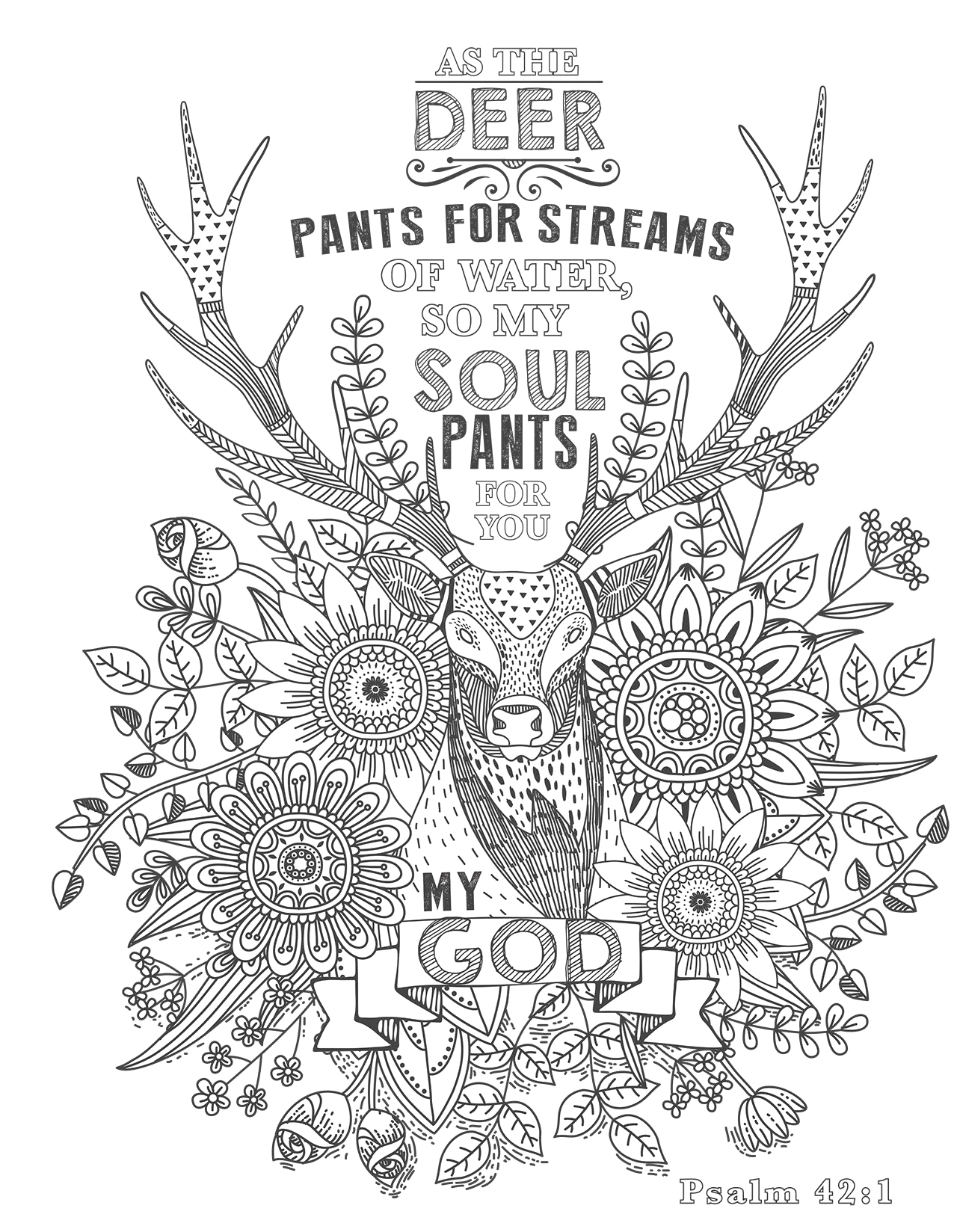 free printable bible coloring pages for adults