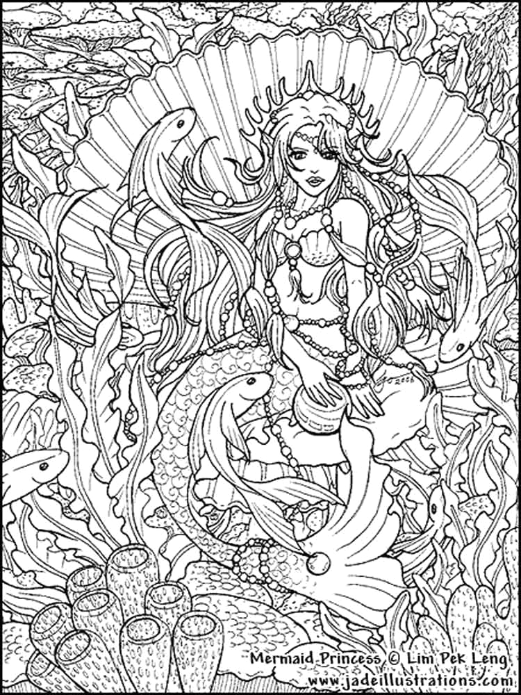 intricate coloring pages for adult