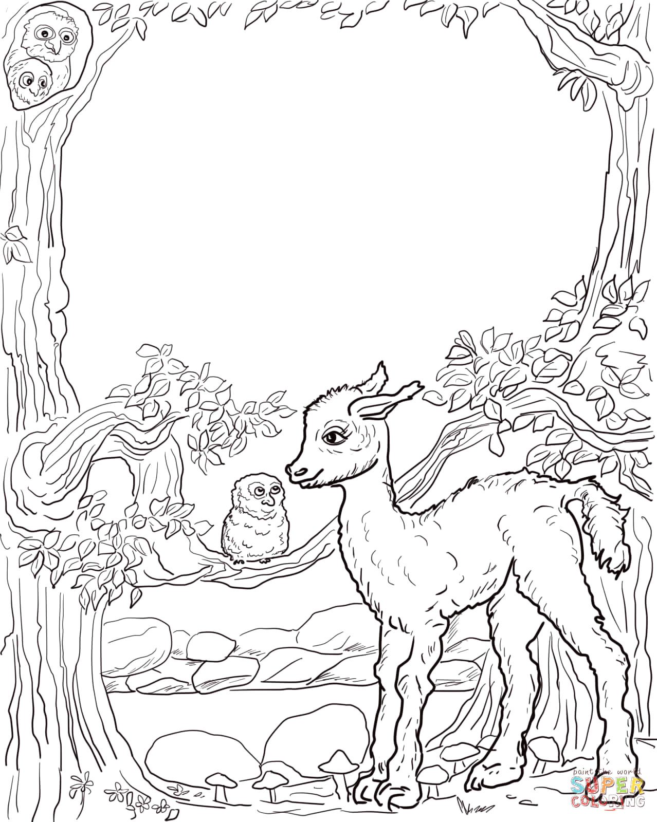 Is Your Mama A Llama Coloring Page is Your Mama A Llama Coloring Page