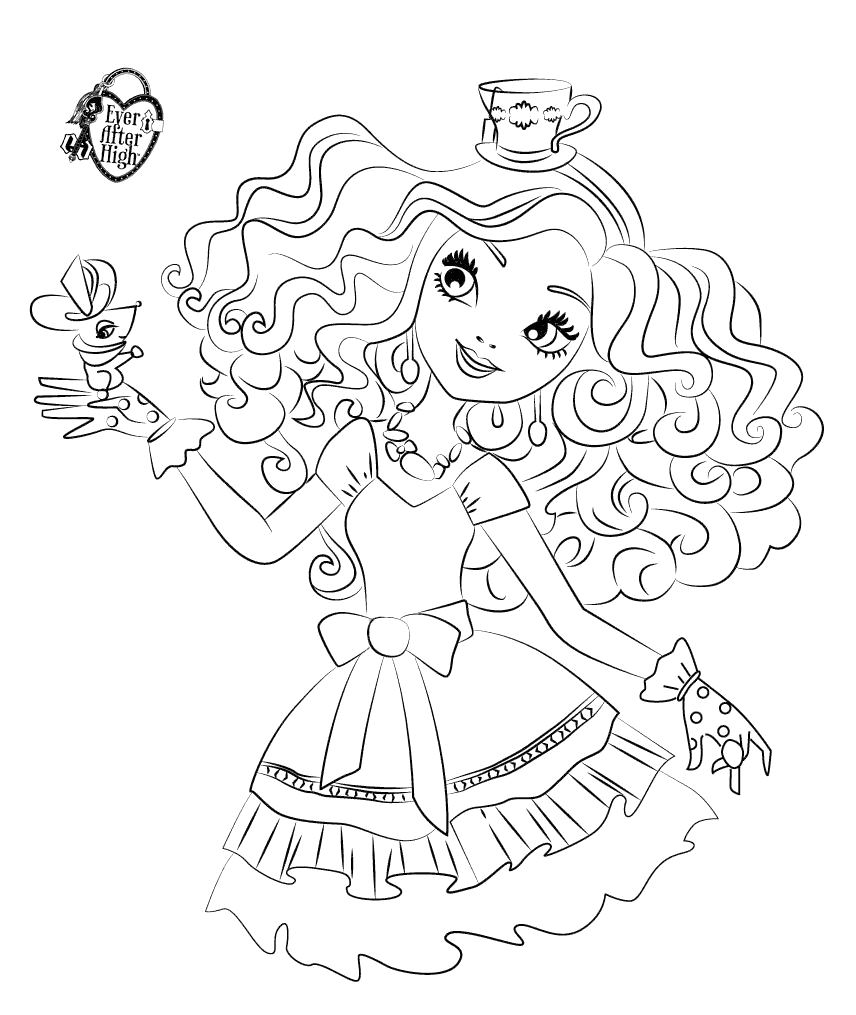 liv and mad coloring pages to print
