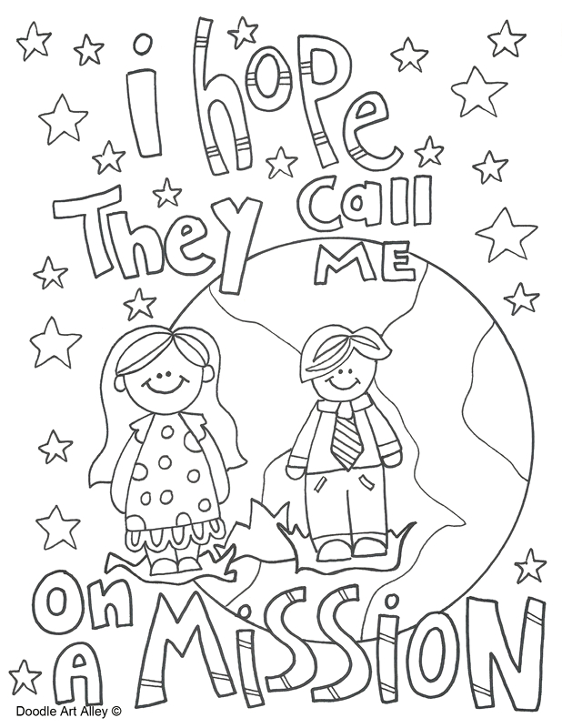 paul missionary journeys coloring pages