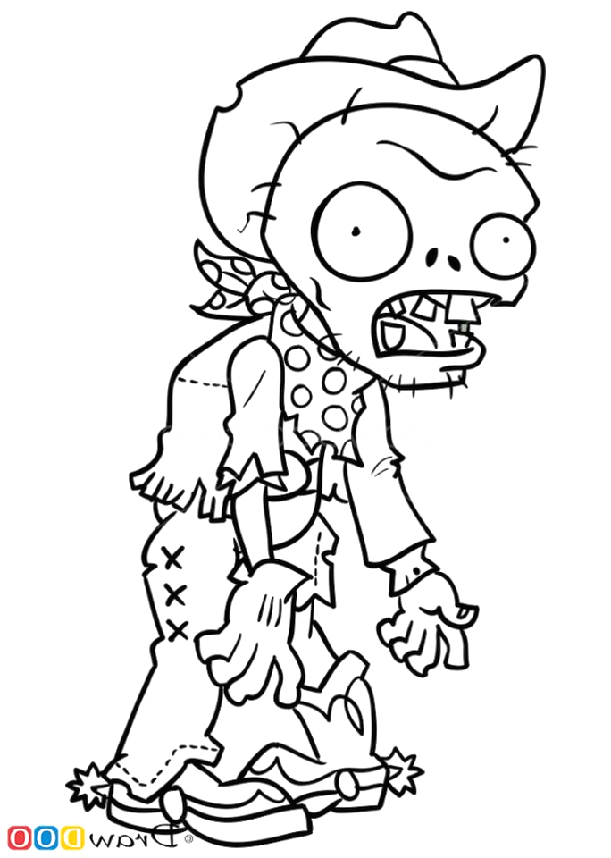 plants vs zombies coloring pages kids printable