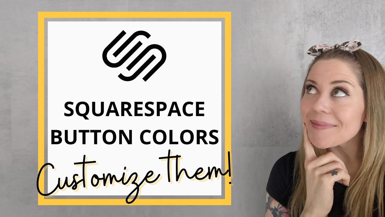Squarespace Change button Color On One Page How to Change the button Color In Squarespace 7 1 Small