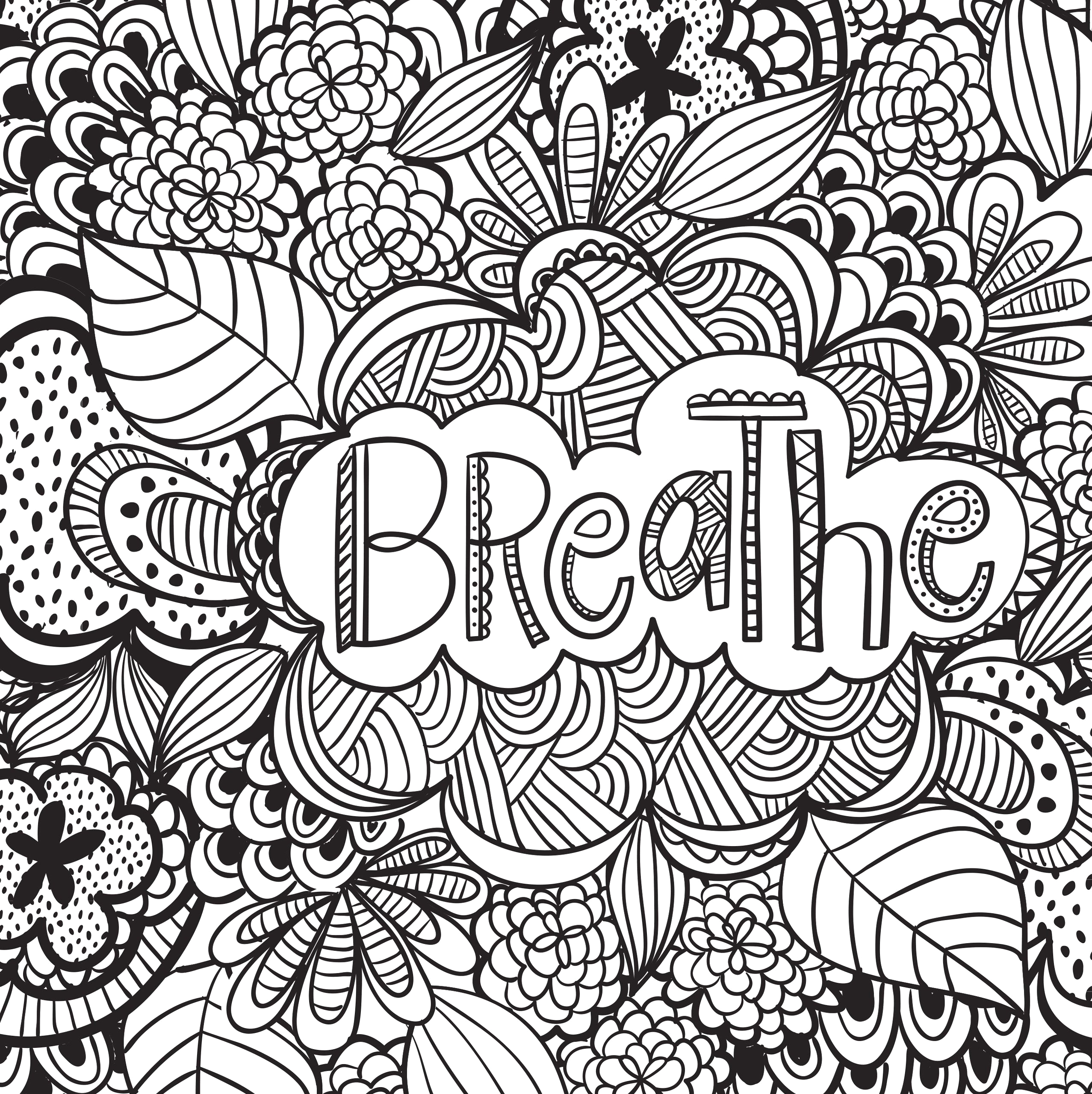 Stress Relief Printable Coloring Pages for Adults Stress Relief Coloring Pages at Getdrawings