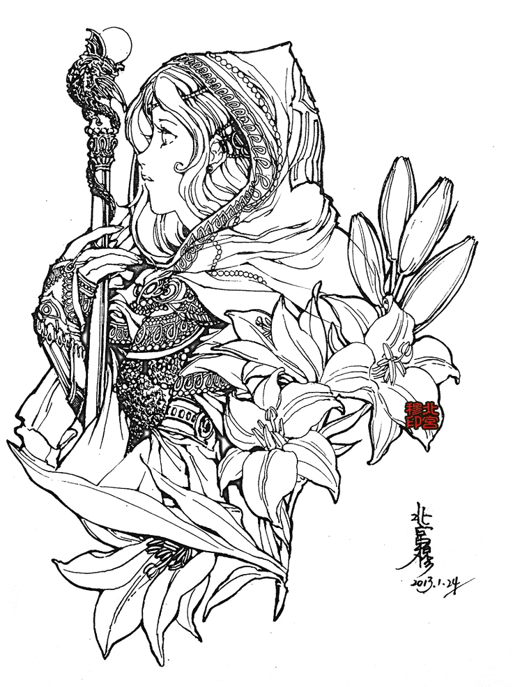 world of warcraft coloring pages