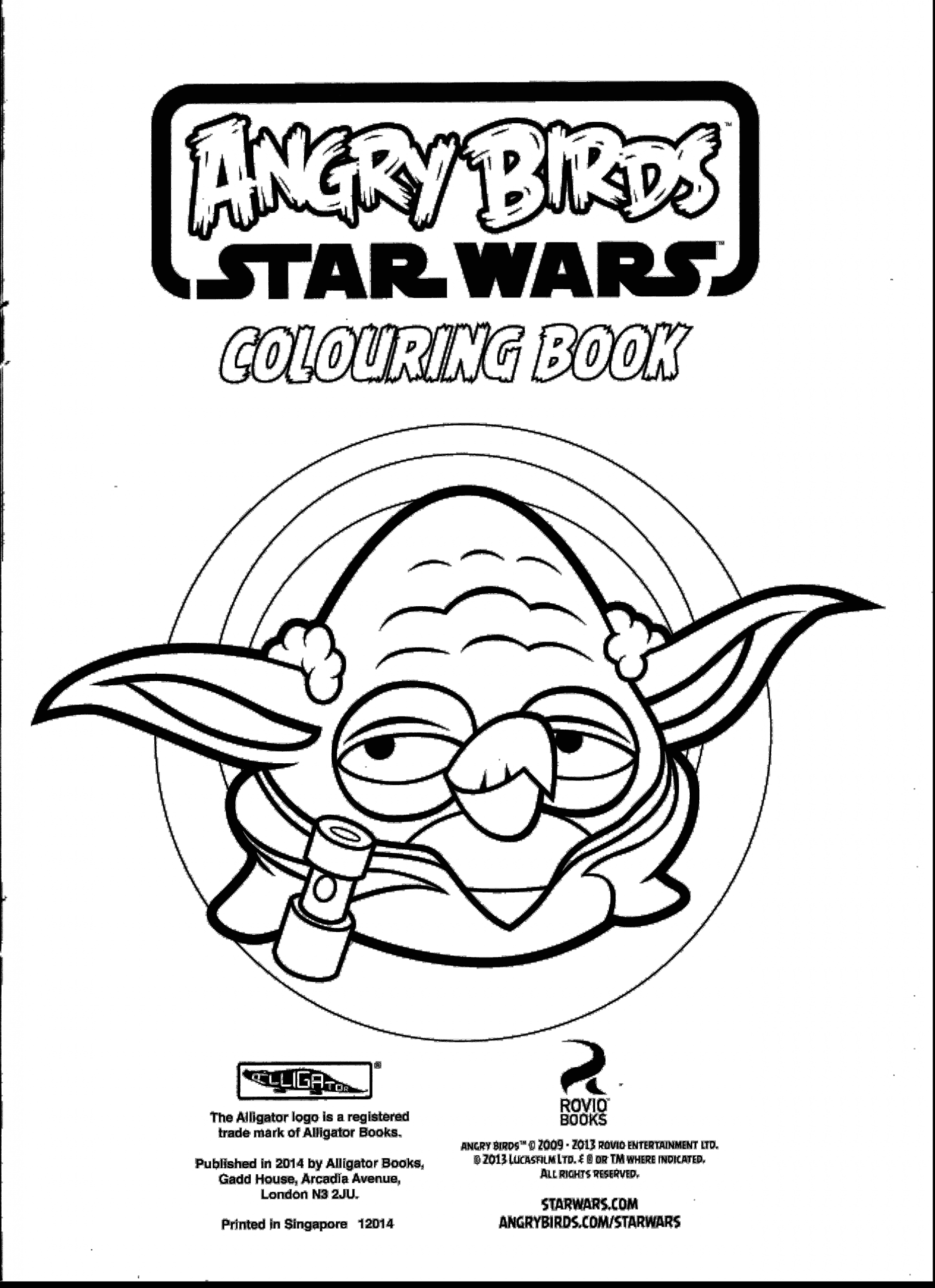 Angry Birds Star Wars Coloring Pages Yoda the Gallery for Yoda Angry Bird Coloring Pages