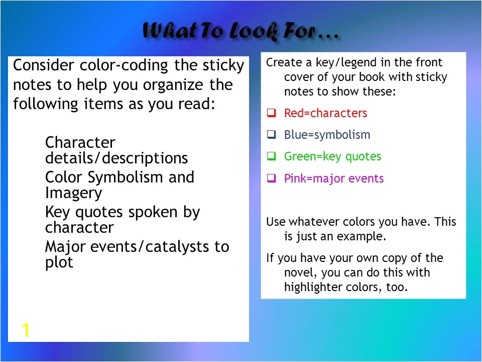 Color Symbolism In the Great Gatsby with Page Numbers Colors In the Great Gatsby with Page Numbers