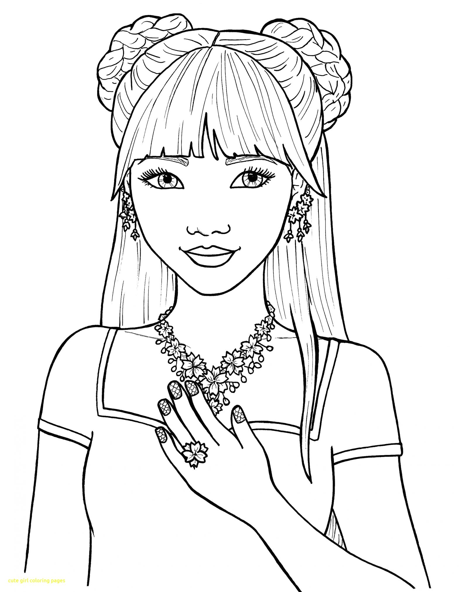 Coloring Pages for Girls 8 and Up Coloring Pages for Girls Best Coloring Pages for Kids