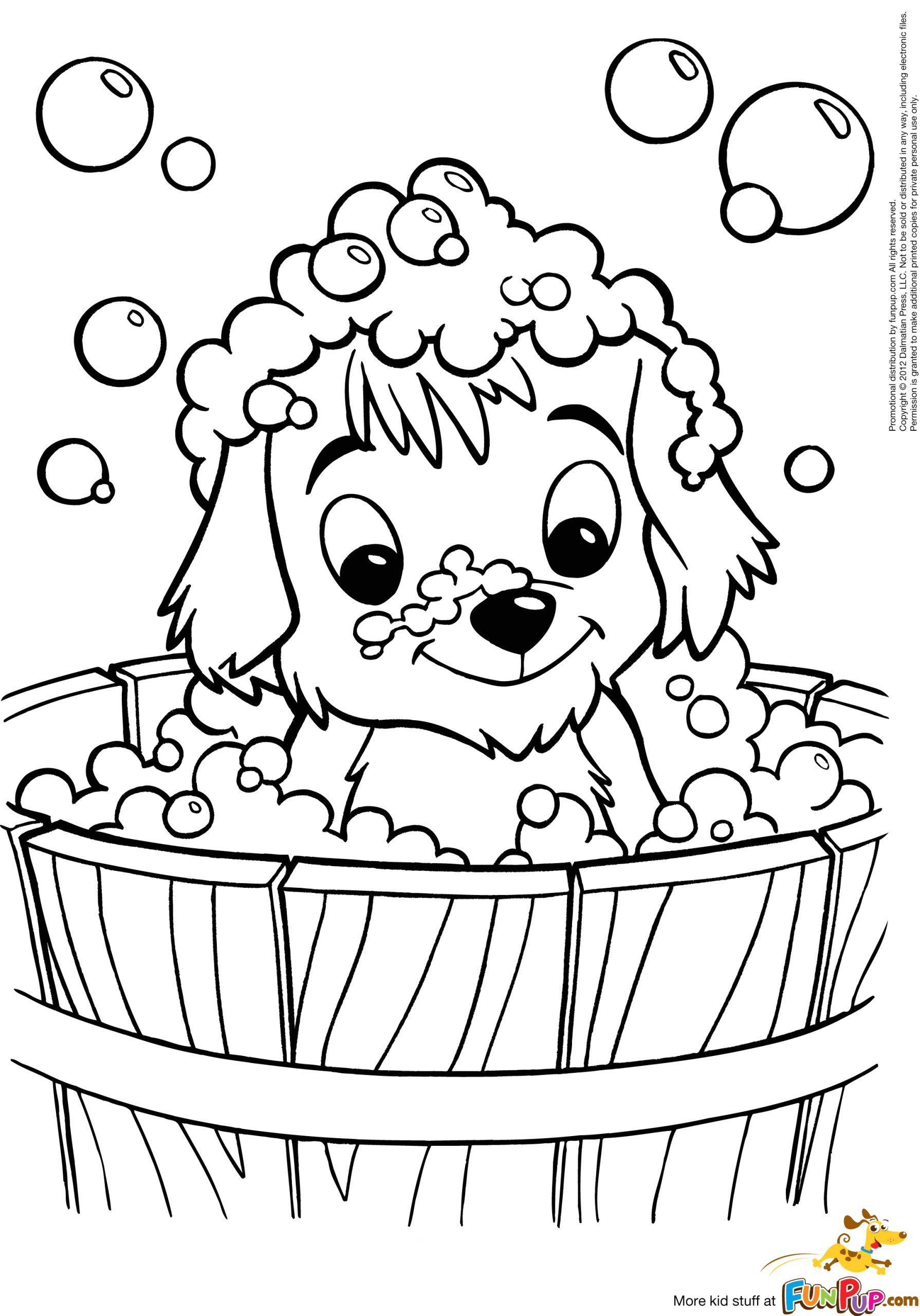 Coloring Pages Of Cute Dogs and Puppies Puppy Love Coloring Pages at Getcolorings