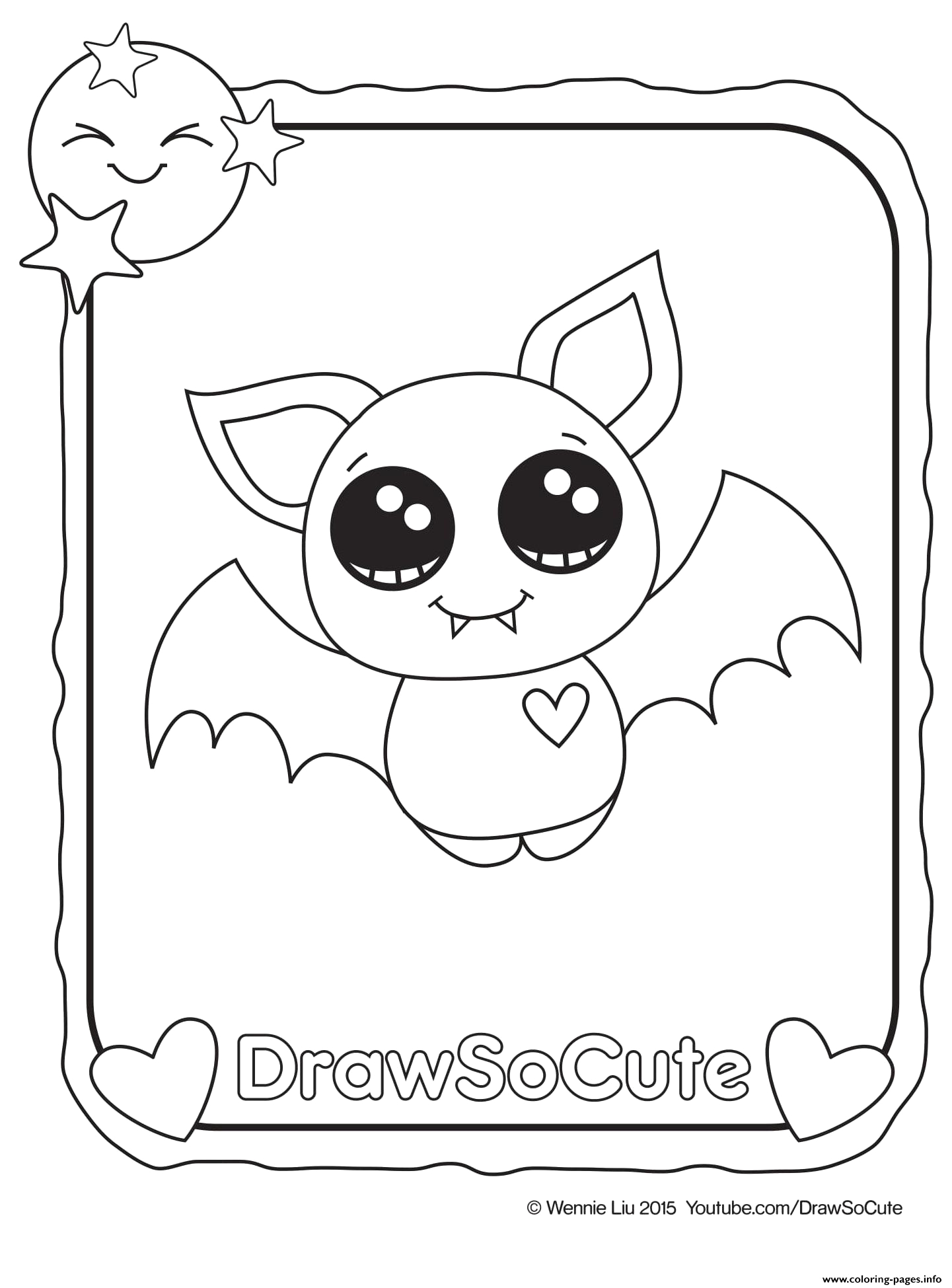 coloring pages draw so cute sketch templates