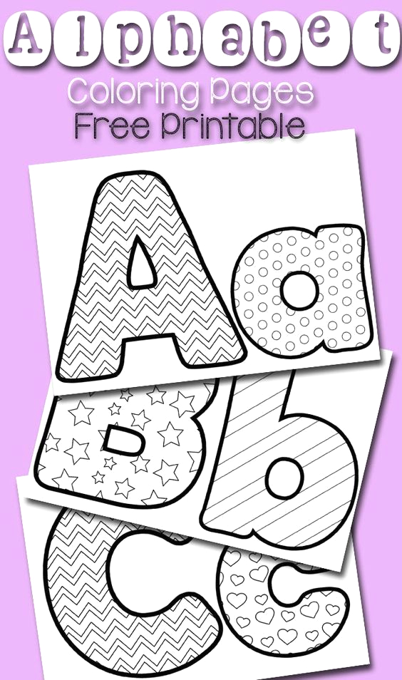 Free Printable Alphabet Coloring Pages for Preschoolers Free Alphabet Coloring Pages Homeschool Giveaways