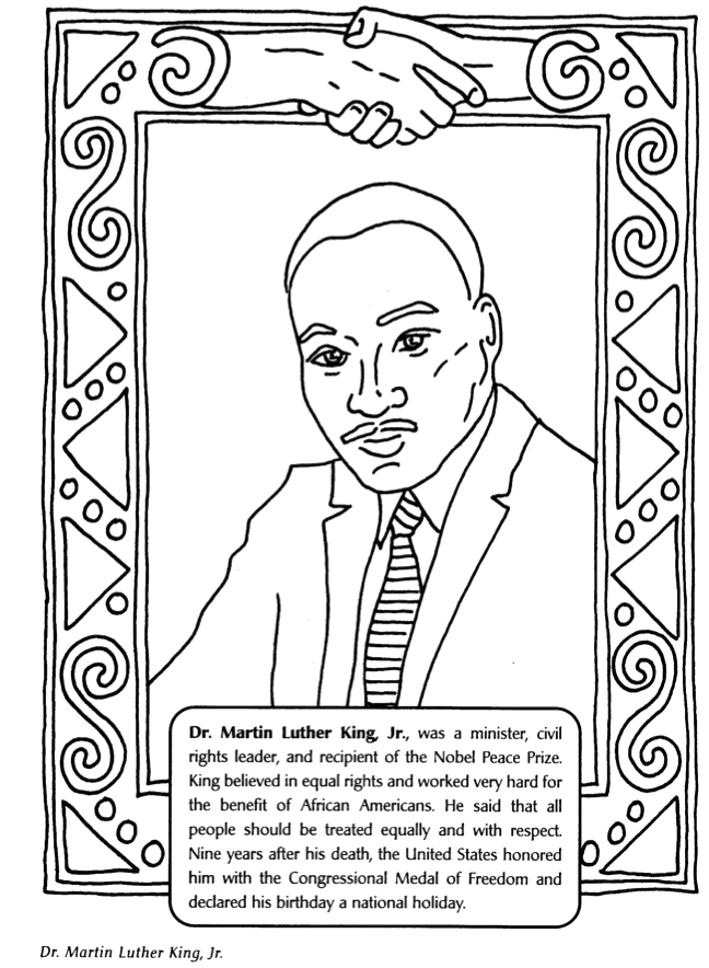 Free Printable Coloring Pages Black History Month Black History Month Coloring Pages Best Coloring Pages