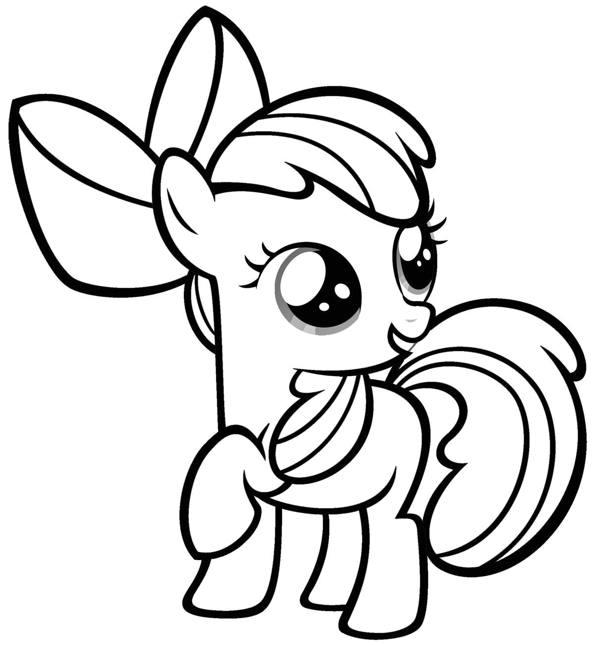 Free Printable My Little Pony Coloring Pages Coloring Pages My Little Pony Coloring Pages Free and