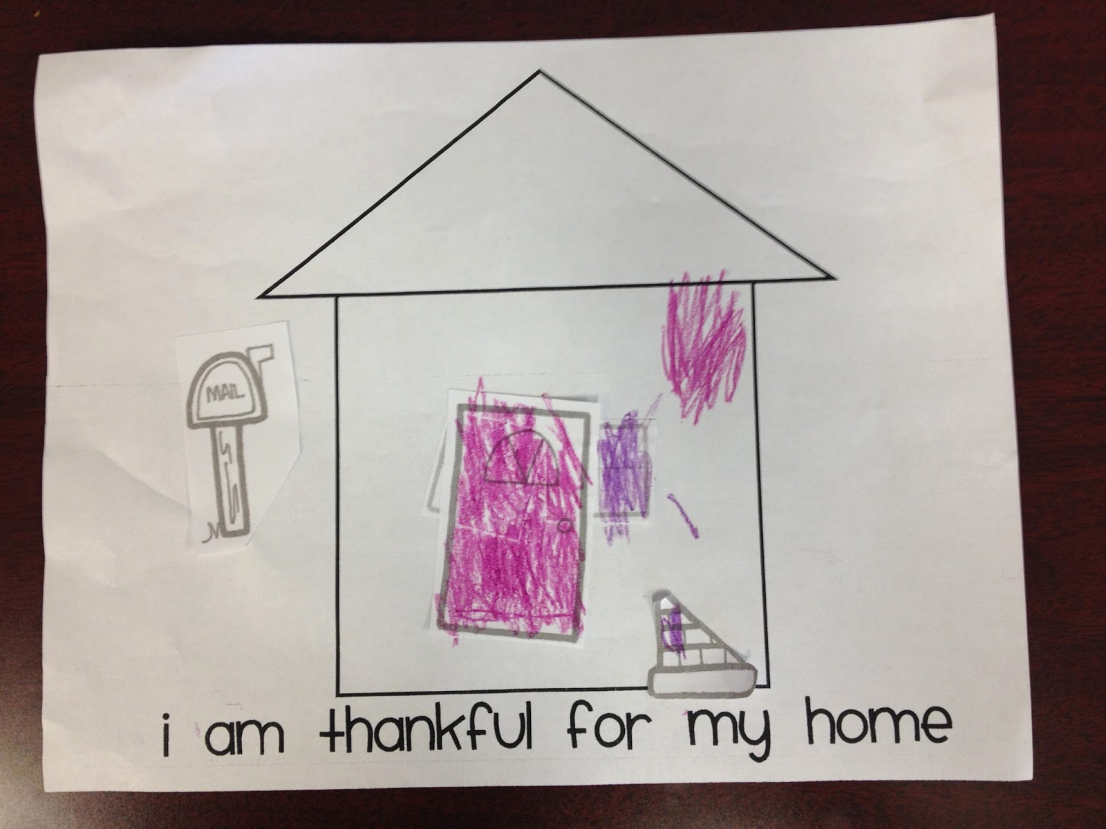 lesson 31 i am thankful for my home