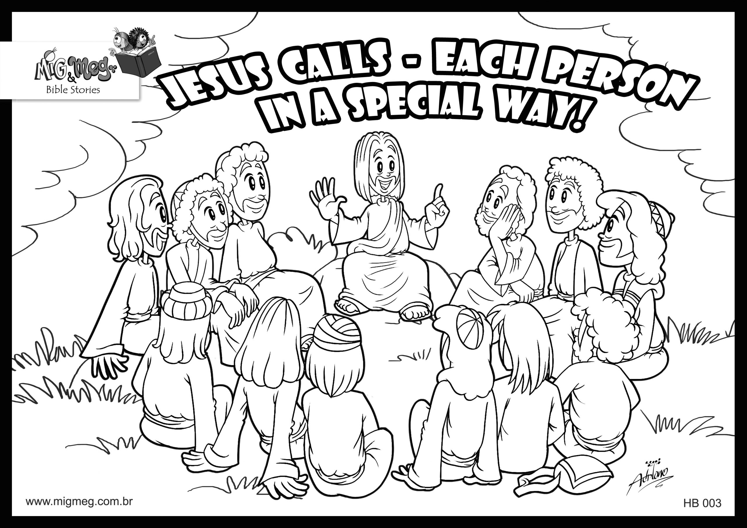 Jesus Sends Out the 12 Coloring Page Twelve Disciples Coloring Page Coloring Home
