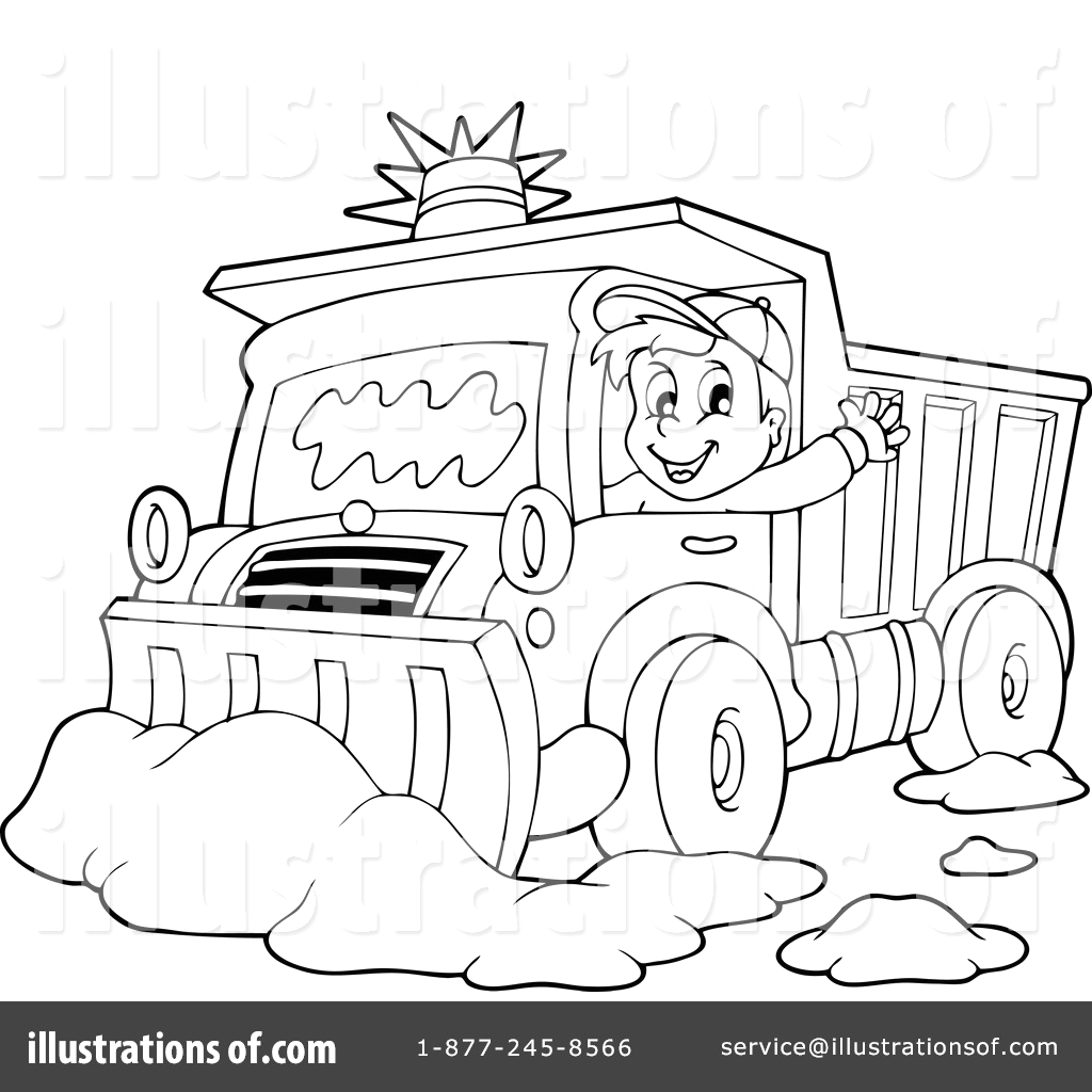 Katy and the Big Snow Coloring Pages Katy and the Big Snow Coloring Pages