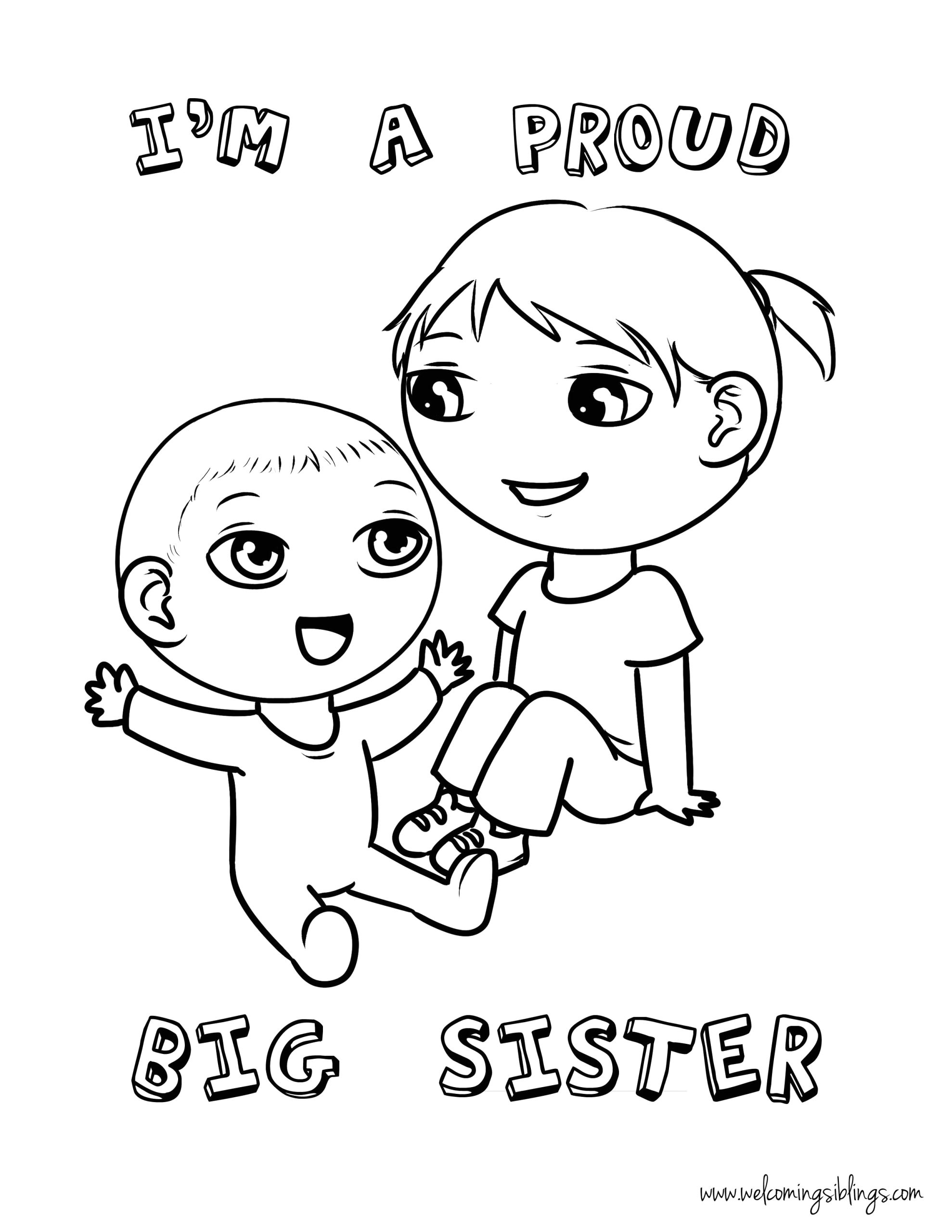Lol Big Sister and Little Sister Coloring Pages Lol Surprise Doll Coloring Pages at Getdrawings
