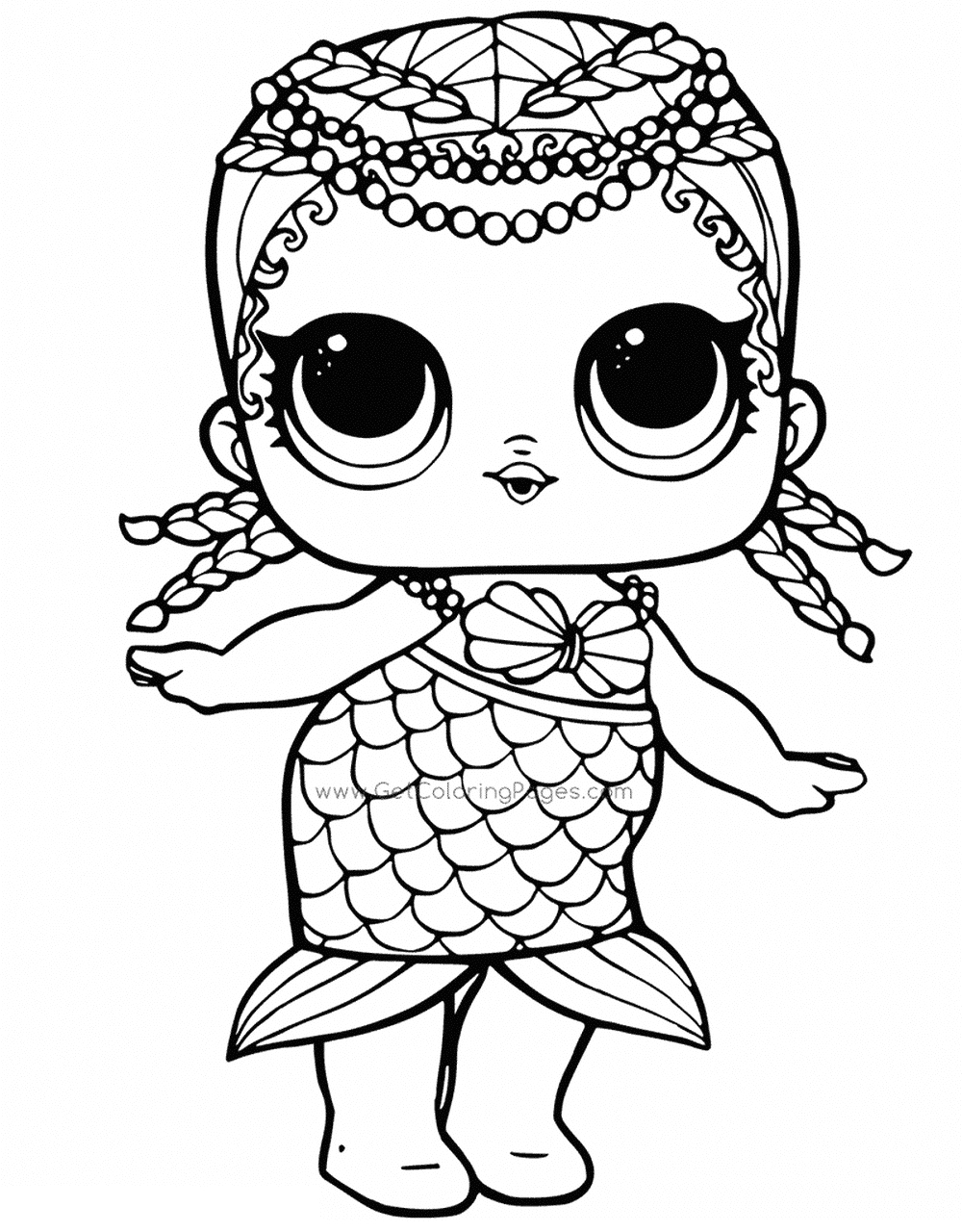 Lol Coloring Pages to Print for Free Lol Surprise Dolls Coloring Pages Print them for Free