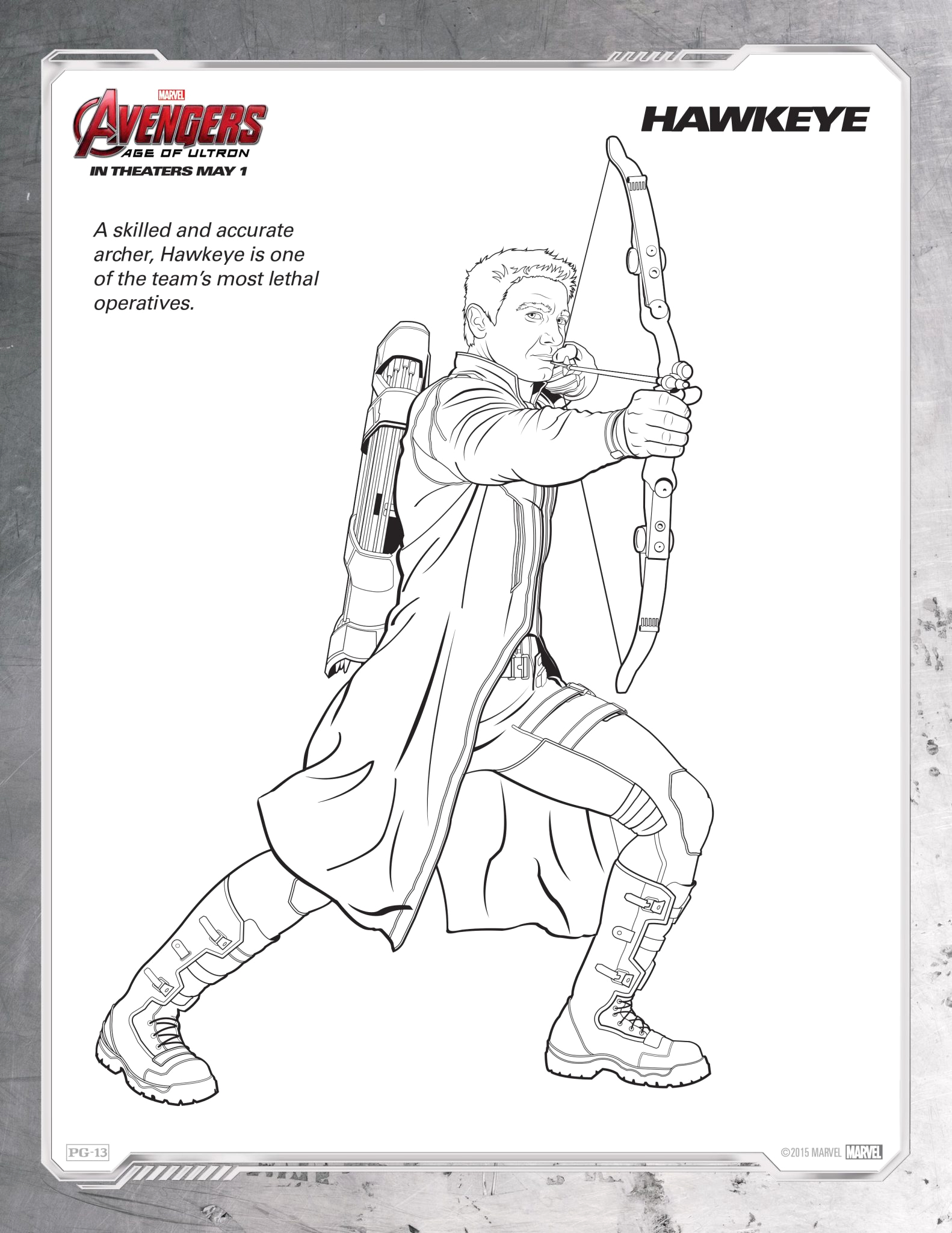 avengers age of ultron coloring sheets avengers ageofultron
