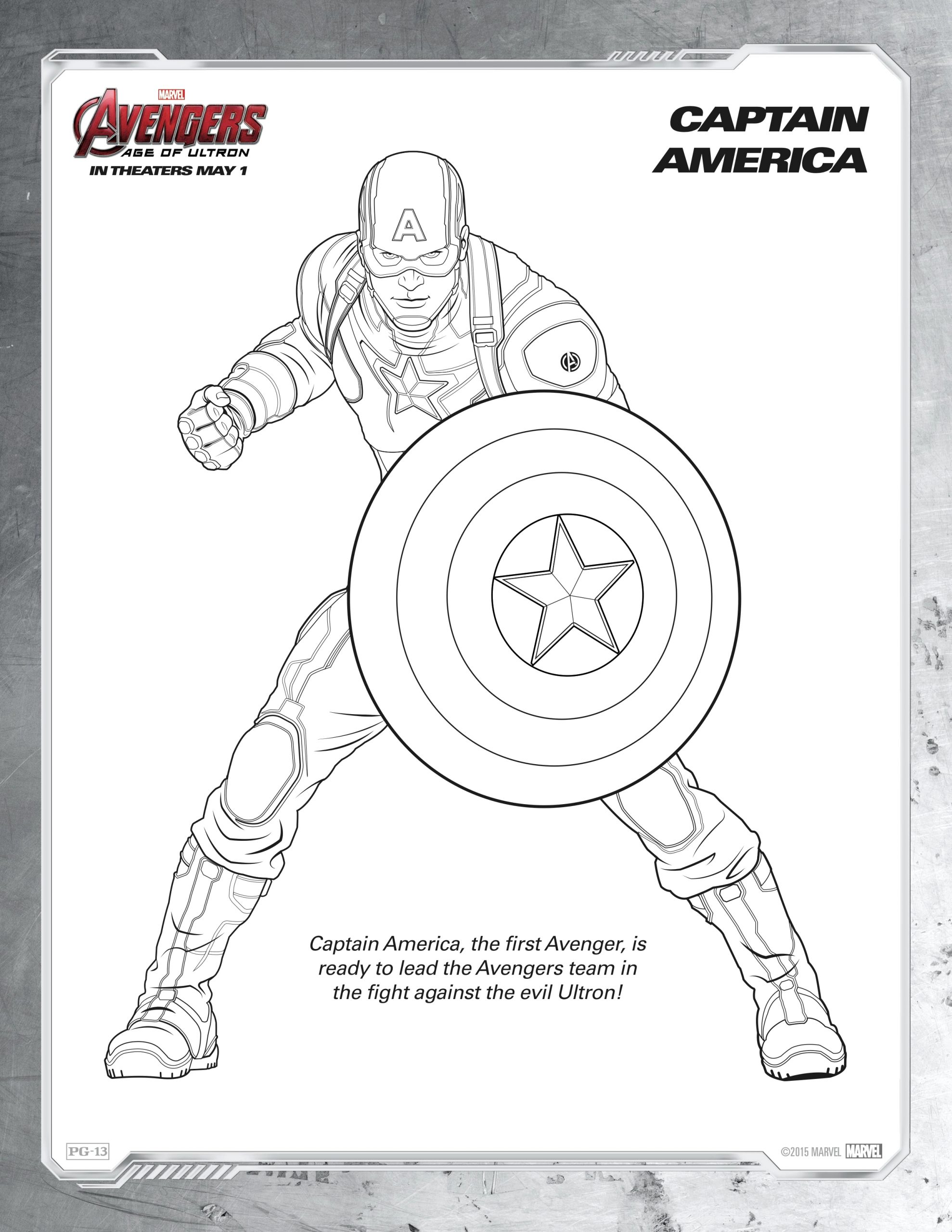 Marvel Avengers Age Of Ultron Coloring Pages Ultron Coloring Pages Coloring Home