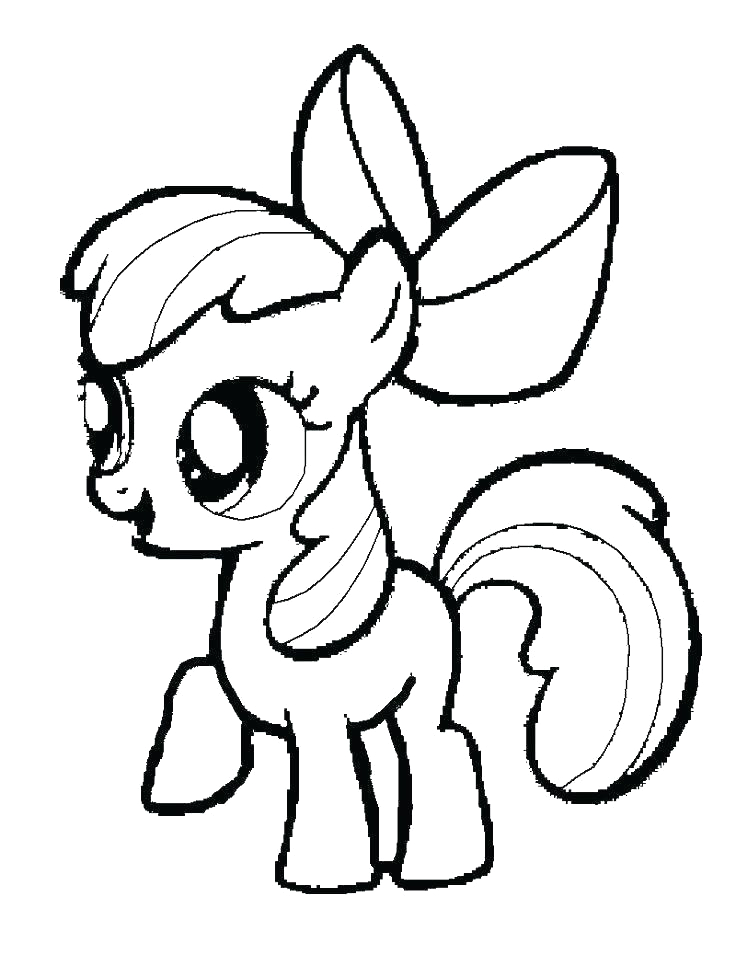 My Little Pony Friendship is Magic Coloring Pages Luna My Little Pony Friendship is Magic Coloring Pages Luna at