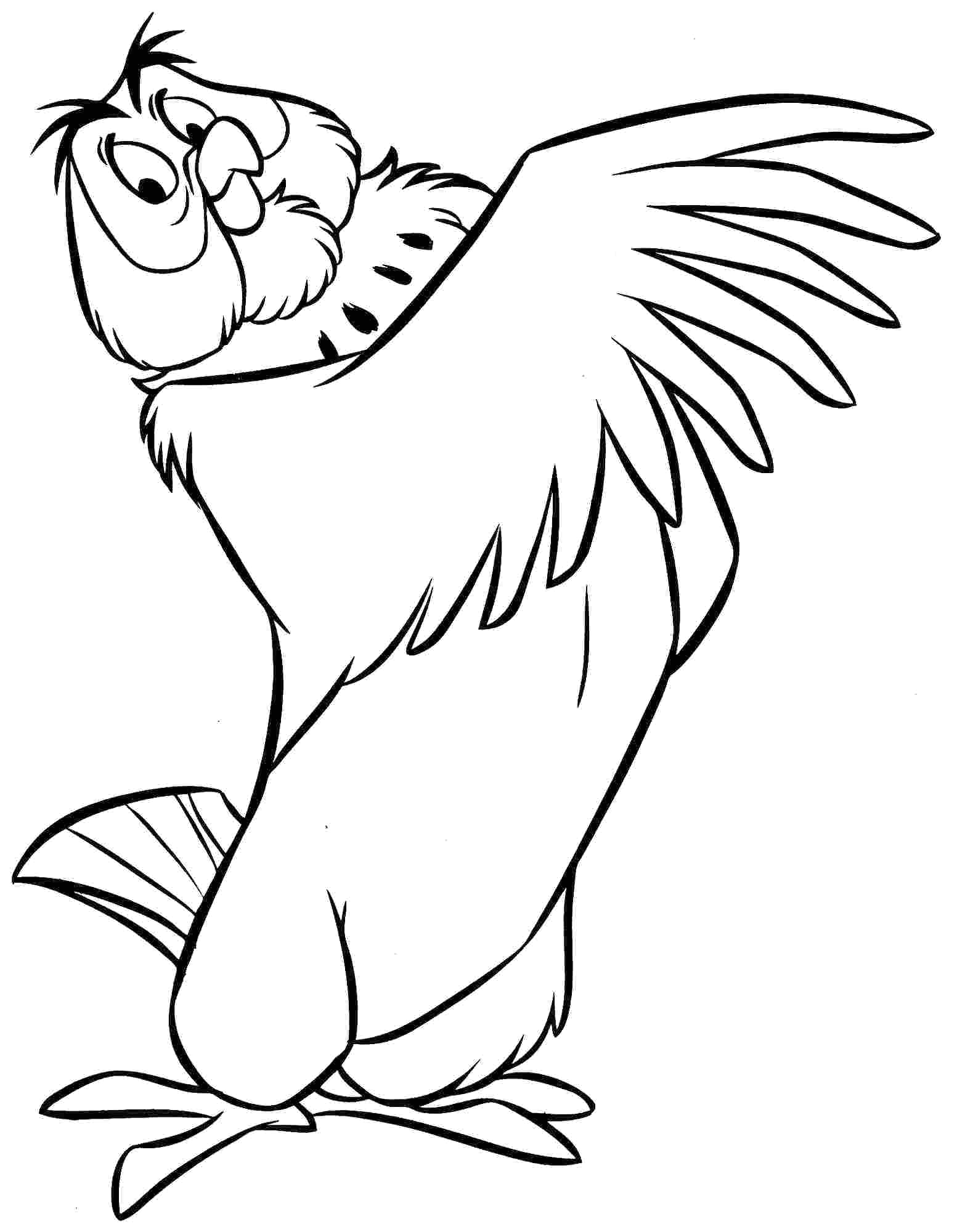 Owl From Winnie the Pooh Coloring Pages Winnie the Pooh Owl Coloring Pages Stackbookmarksfo